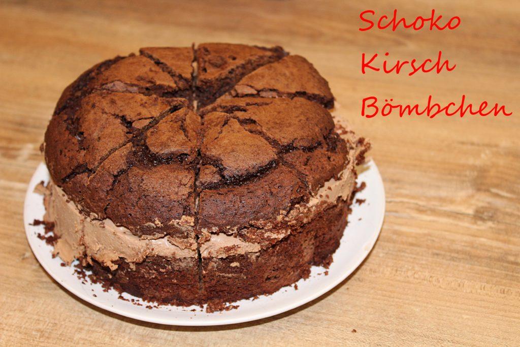 Schoko-Kirsch-Bömbchen