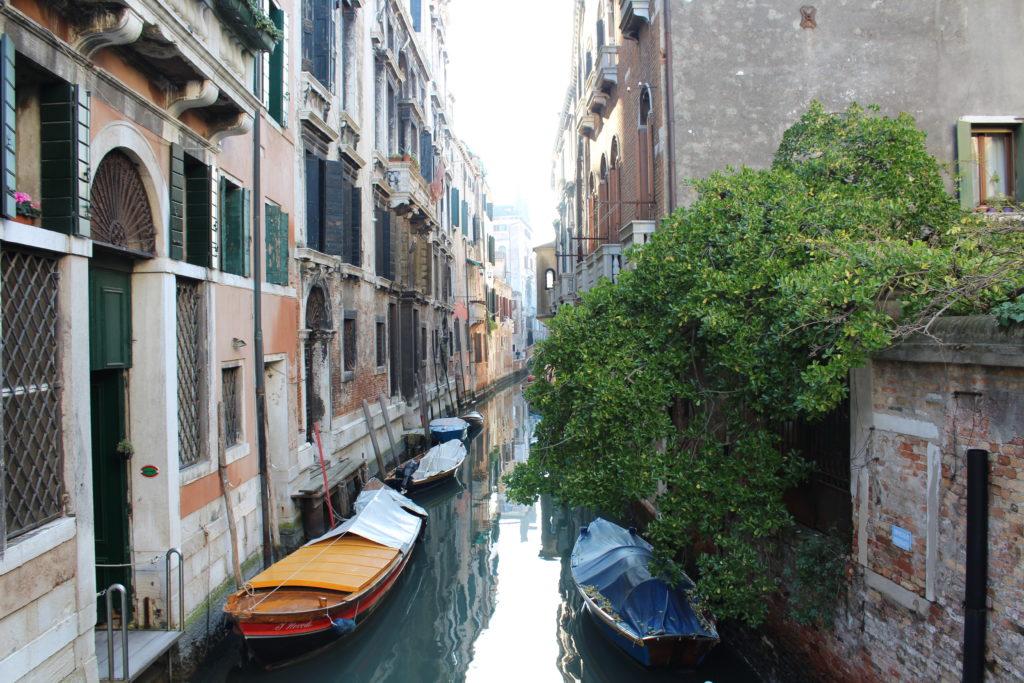 Strolling through... Venedig