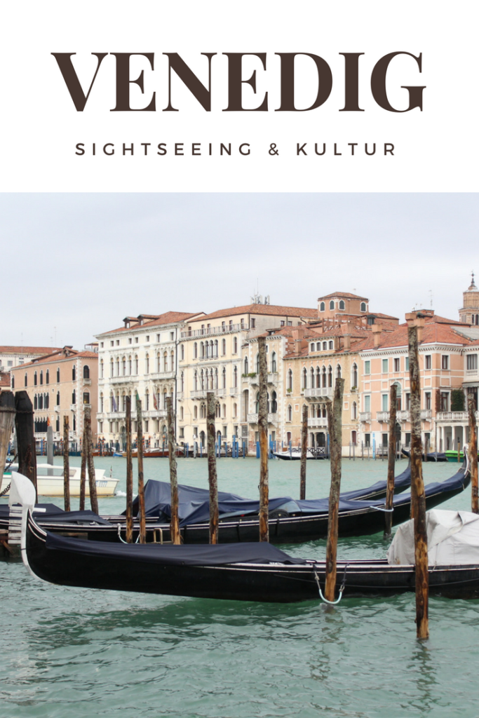 Sightseeing & Kultur in Venedig