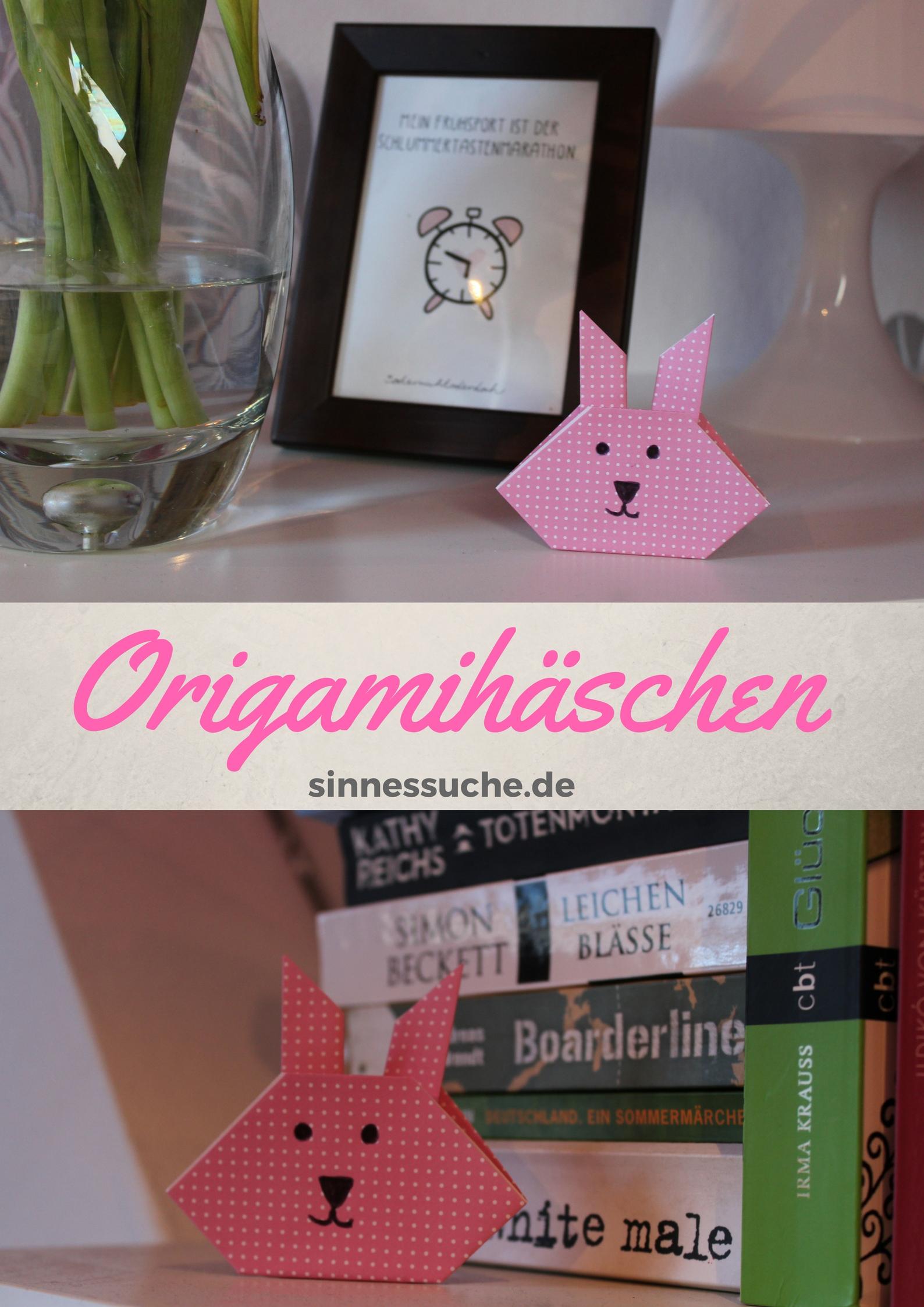 Origamihäschen