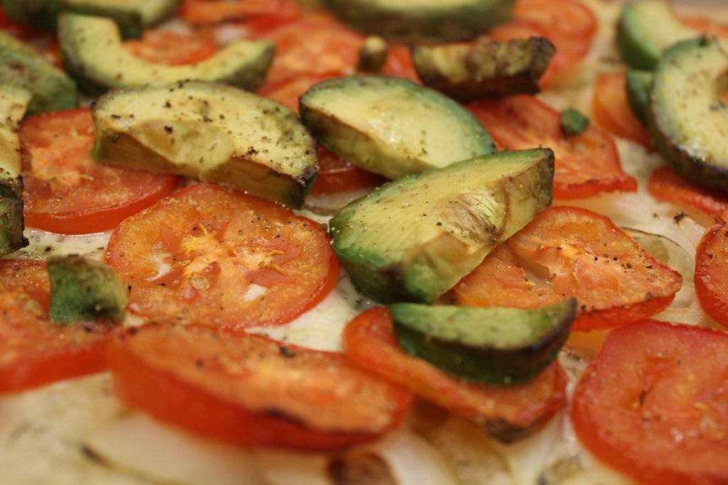 Avocado Tomate