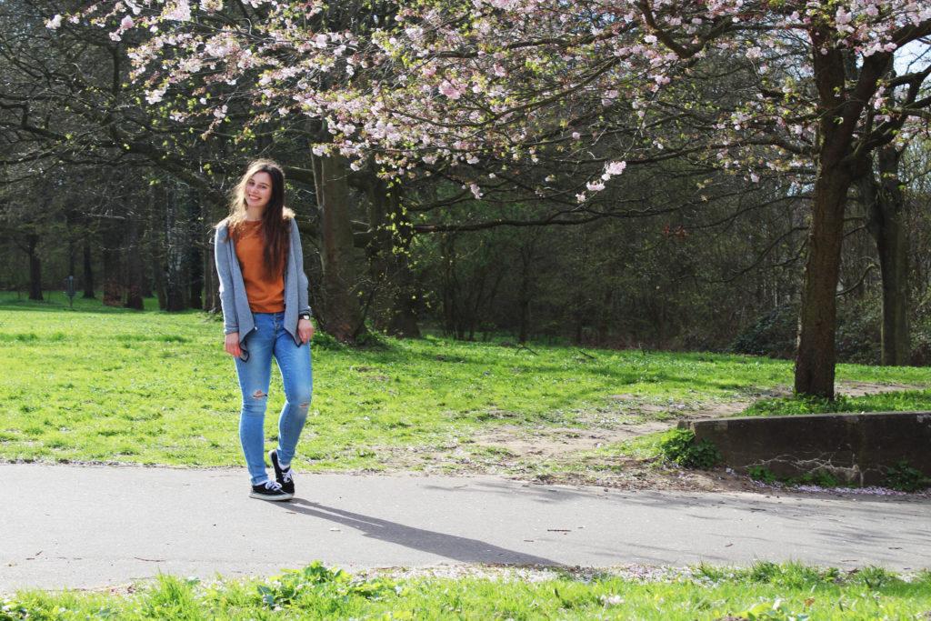 Frühlingsoutfit