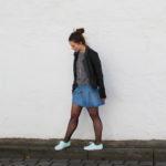 [Outfit] Jeansrock kombinieren: So geht's!