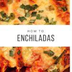 [Rezept] Enchiladas mit Bohnenmus