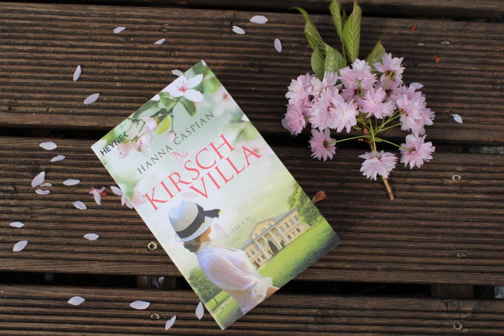 Die Kirschvilla, Hanna Caspian