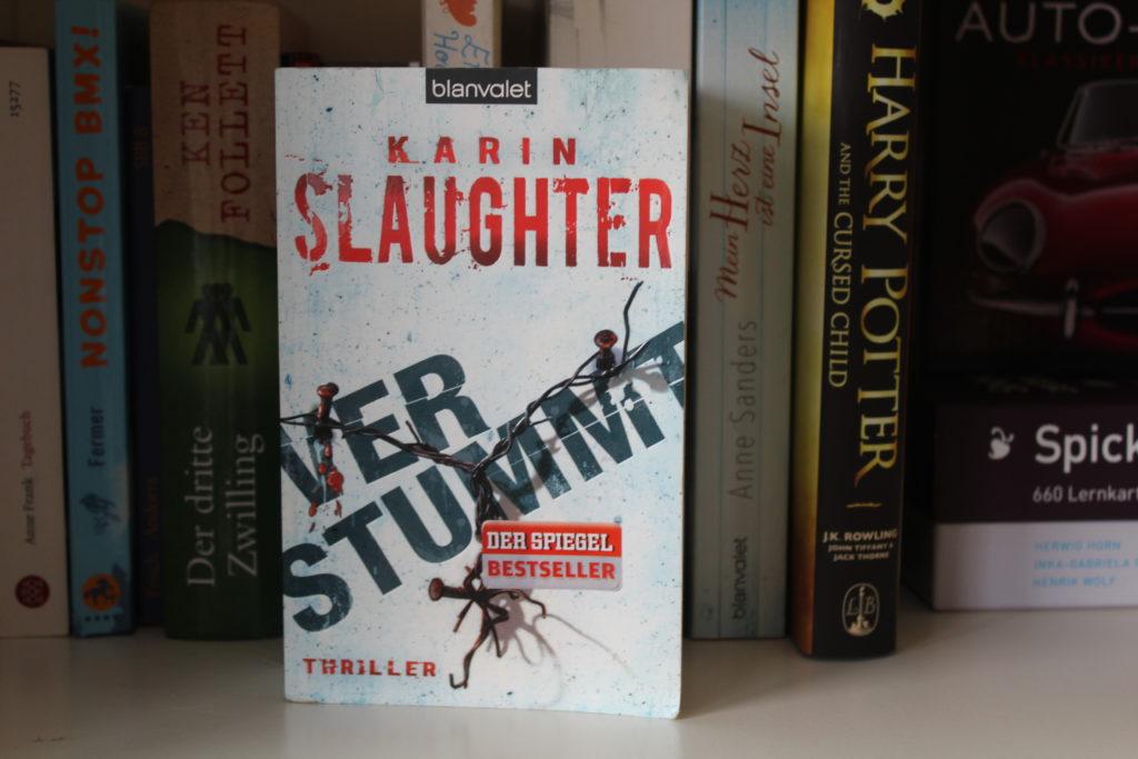 Verstummt, Karin Slaughter