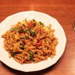 [Rezept] Pasta mit Tomate und Avocado
