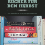 [Booktalk] Meine fünf liebsten Bücher für den Herbst