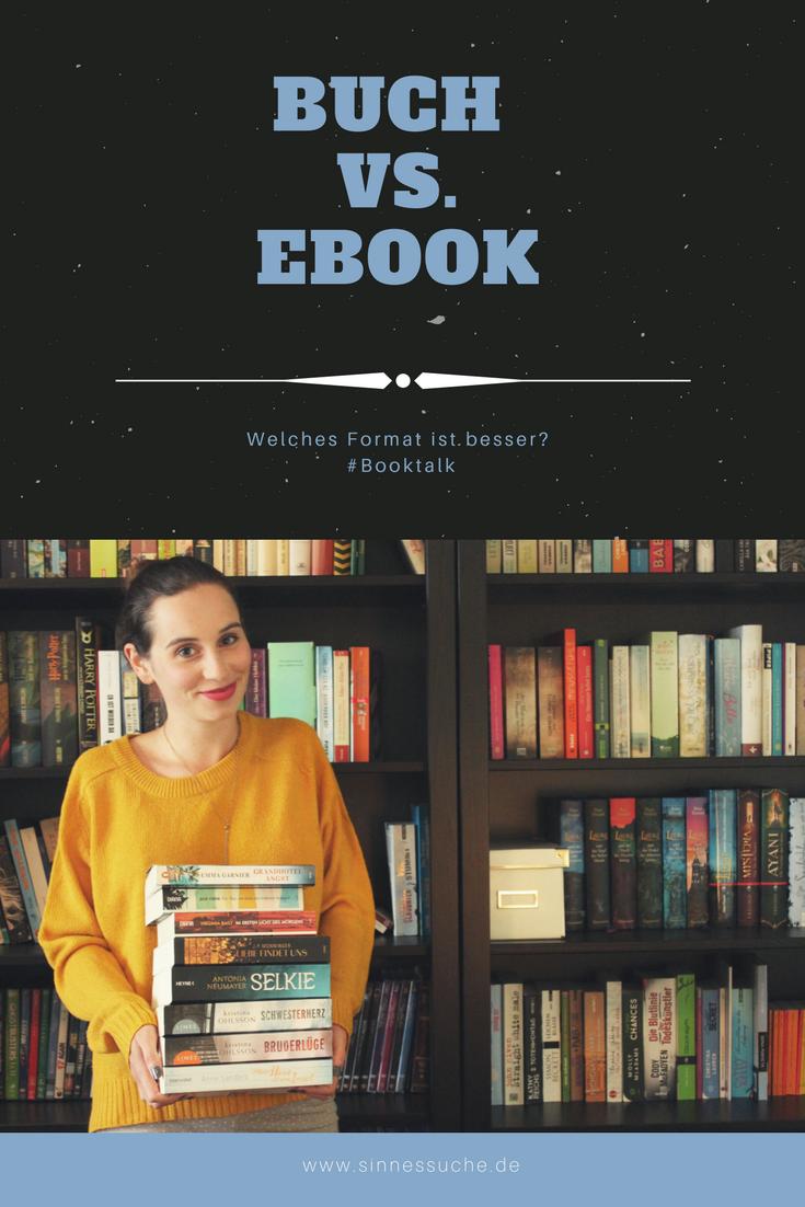 Buch vs. ebook: welches Format ist besser?