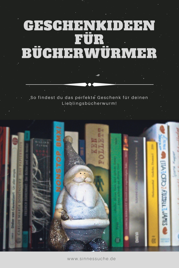 Geschenkideen für Bücherwürmer