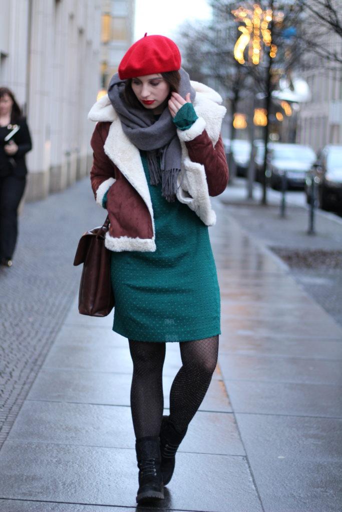 Mein Outfit für die Hashmag Blogger Lounge auf der Fashionweek in Berlin