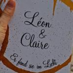 Léon & Claire – Er fand sie im Licht, Ulrike Schweikert