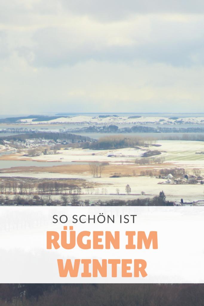 So schön ist Rügen im Winter