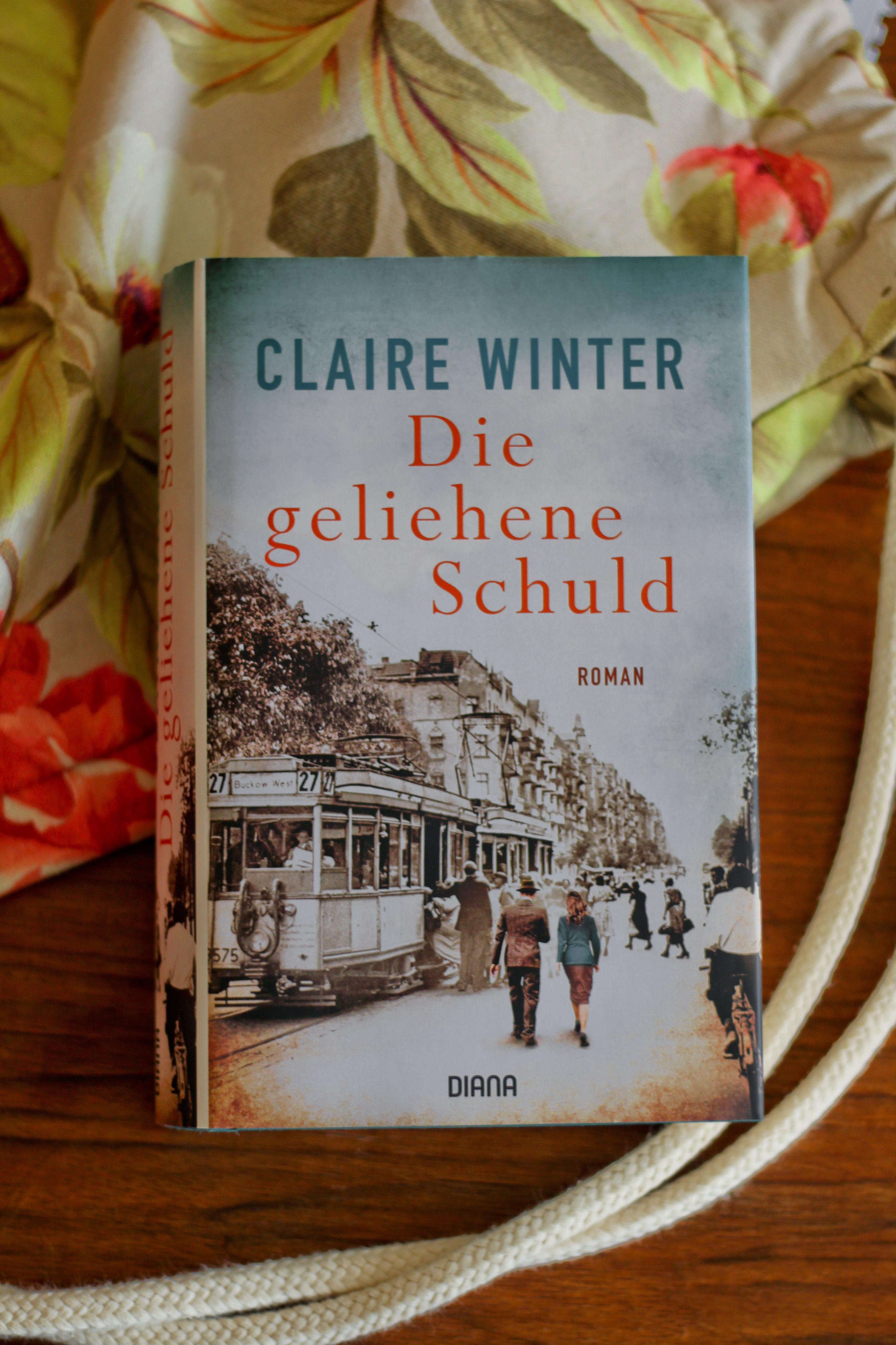 Die geliehene Schuld, Claire Winter