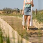 Boho-Feeling am Strand