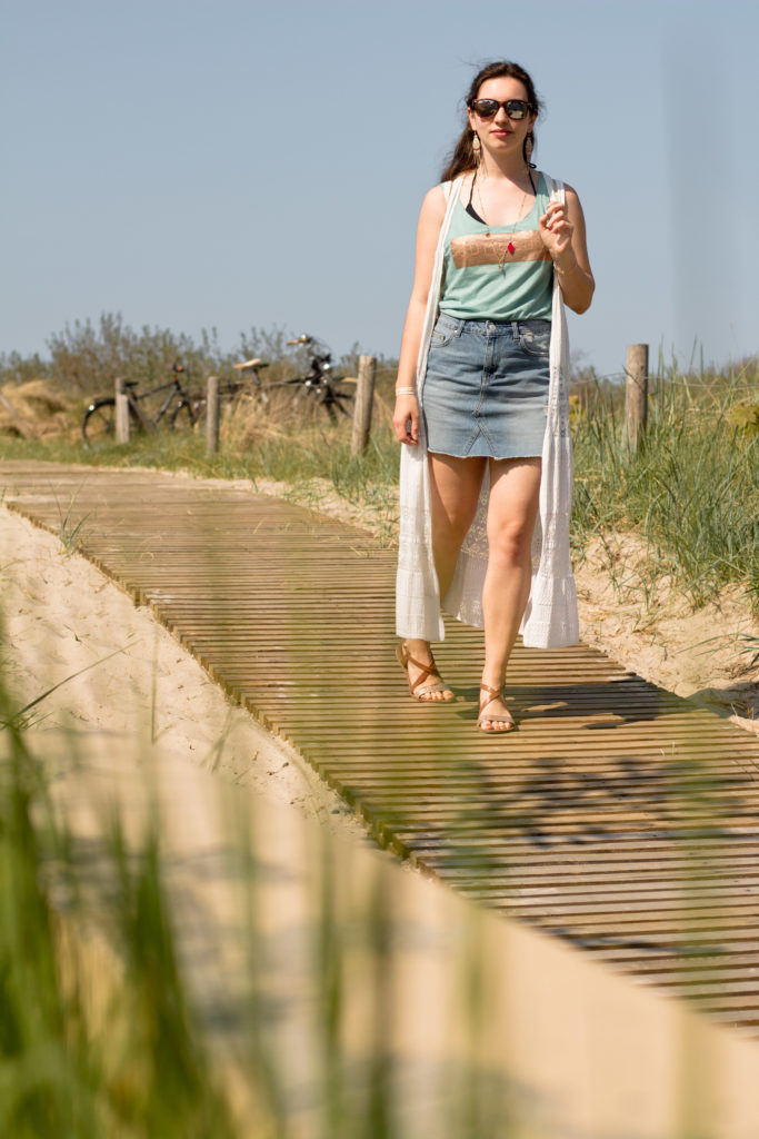 So bekommst du Boho-Feeling am Strand!