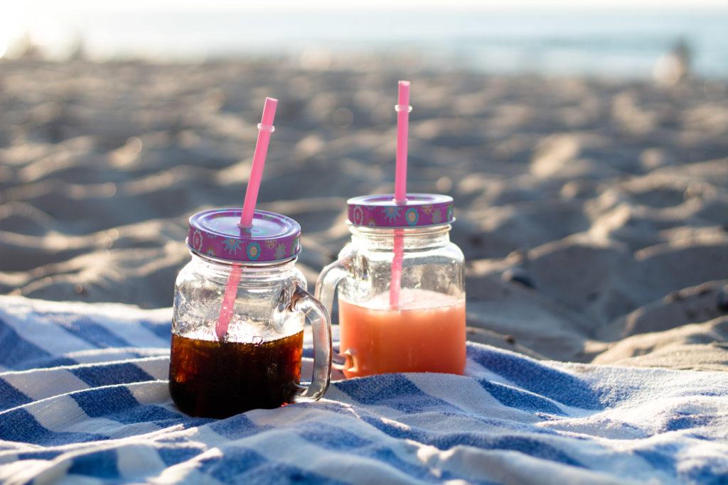 Der perfekte Sommerabend - mit den Käfer Frozen Cocktails!