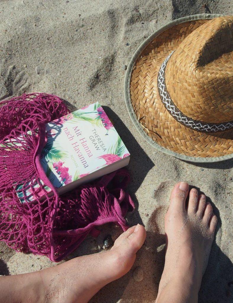 Mit Hanna nach Havanna von Theresia Graw - ein wunderschöner Sommerroman!