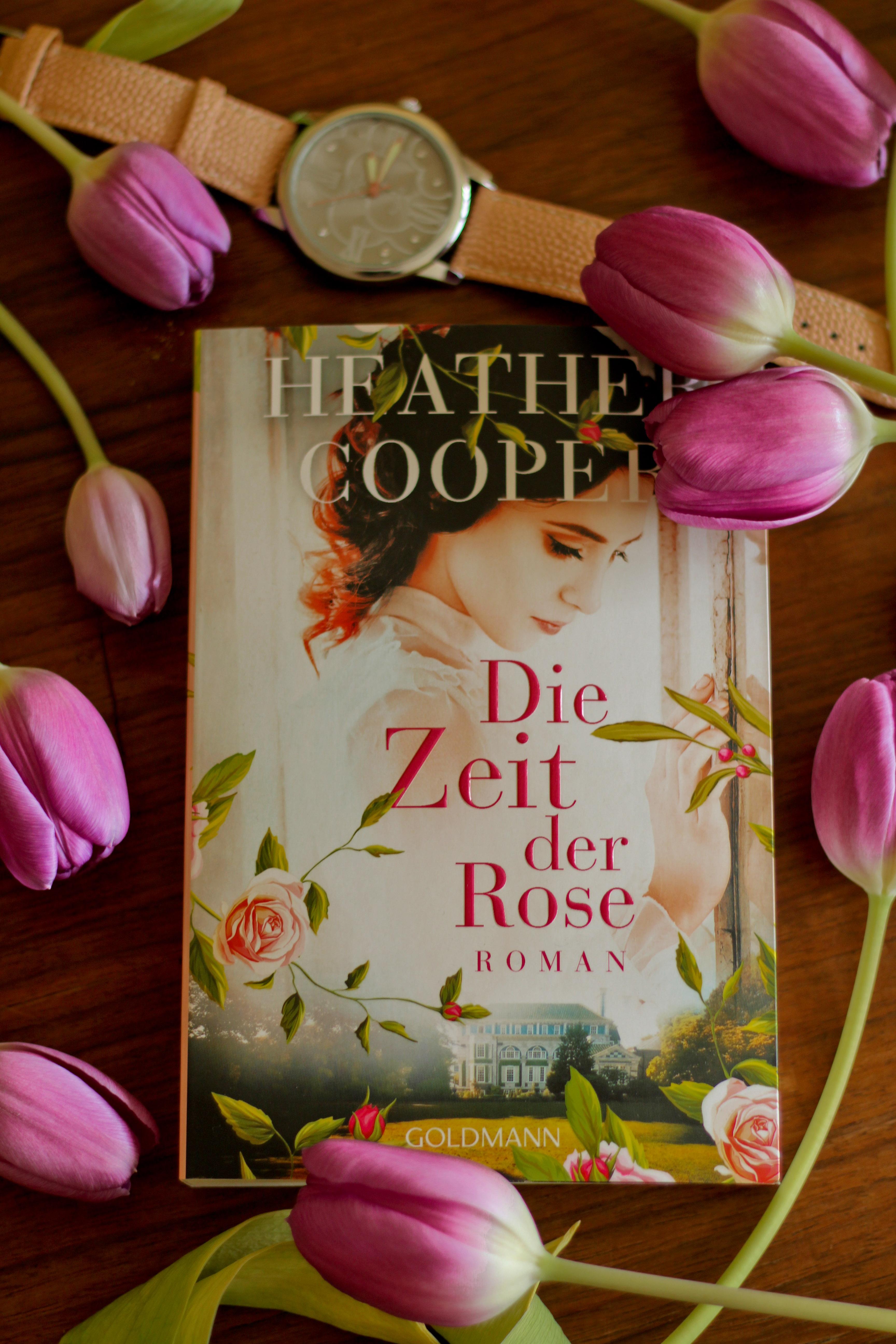 Die Zeit der Rose von Heather Cooper