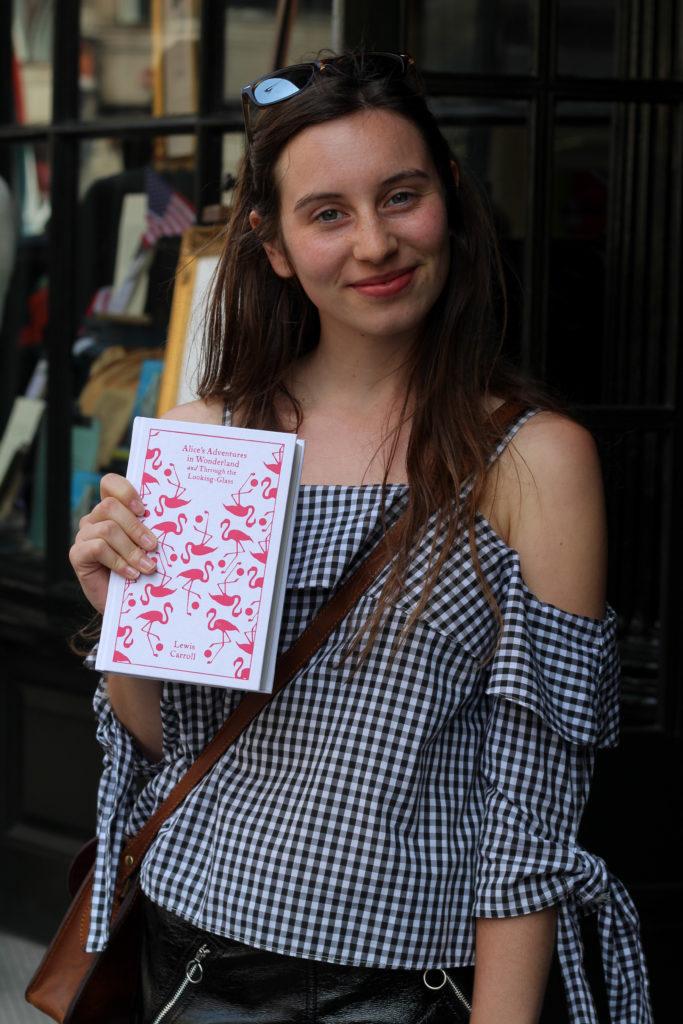 Alice im Wunderland, der älteste Buchladen Londons