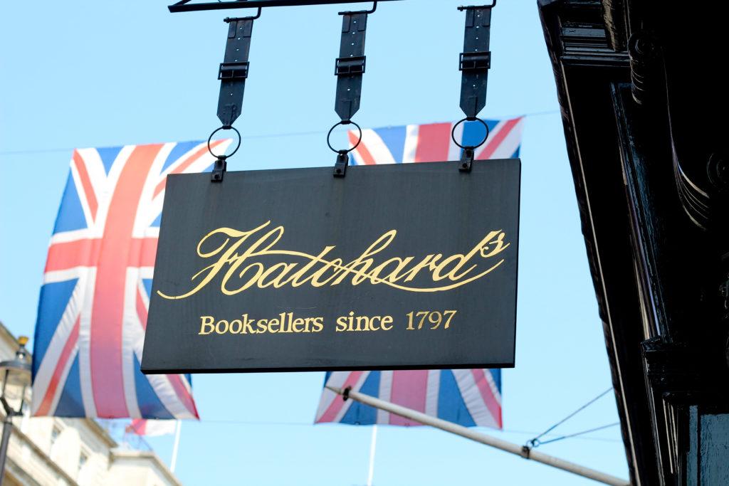 Sehenswürdigkeiten in London: Hatchard