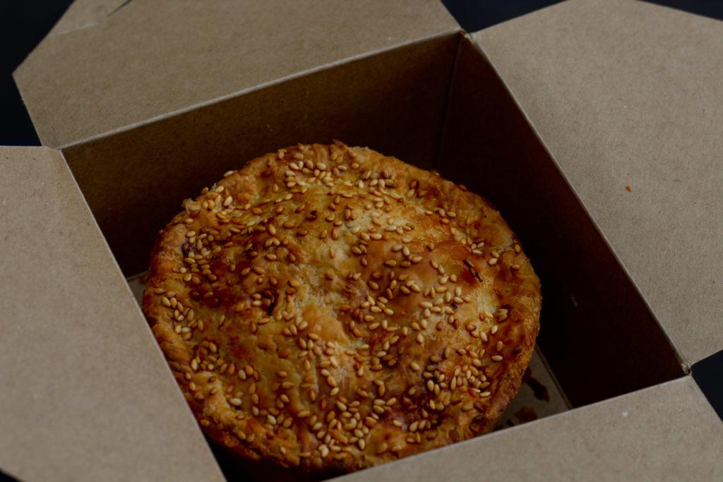 """Pie """"Heidi"""" auf dem Borough Market"""