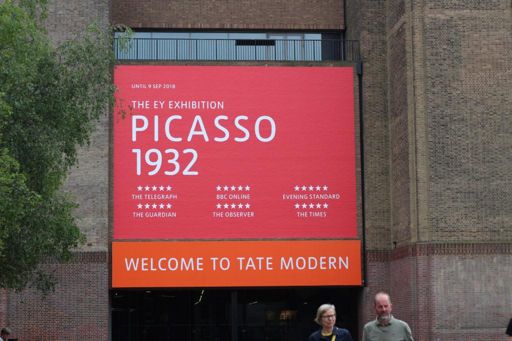 Das Tate Modern in London