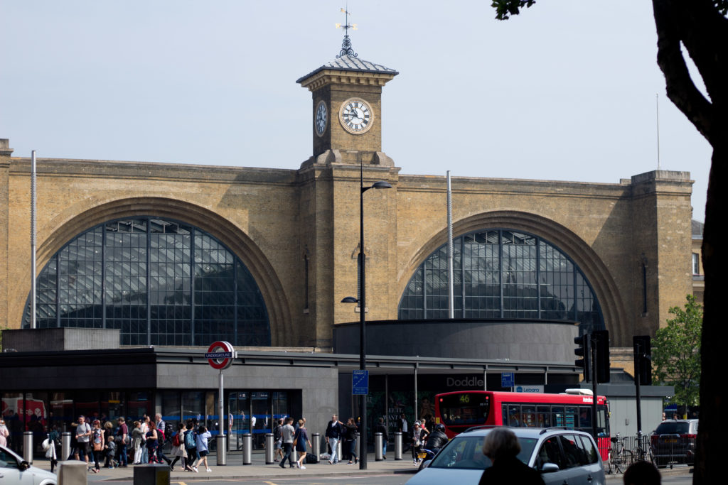 Sehenswürdigkeiten in London: Kings Cross