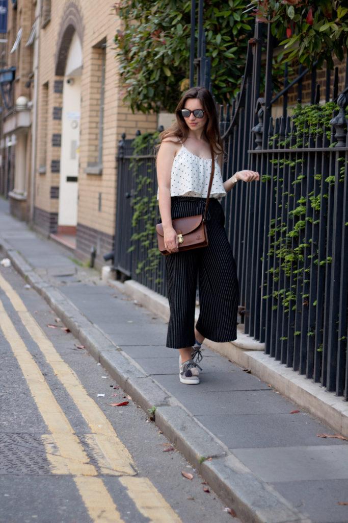 Mein perfektes Outfit für einen Städtetrip nach London im Sommer