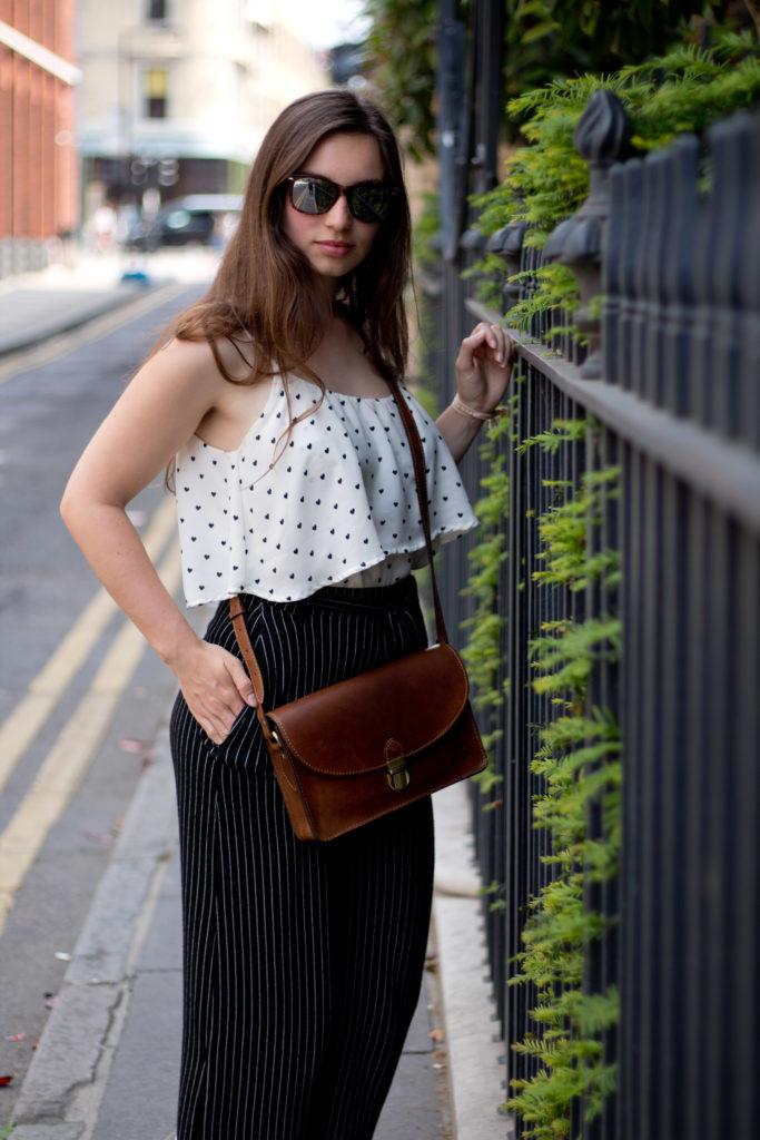 Mein perfektes Outfit für einen Städtetrip im Sommer nach London