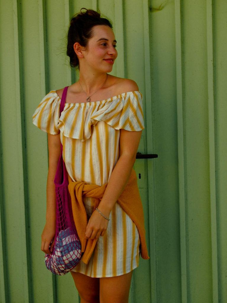 Gelb im Sommer - so stylst du die Trendfarbe