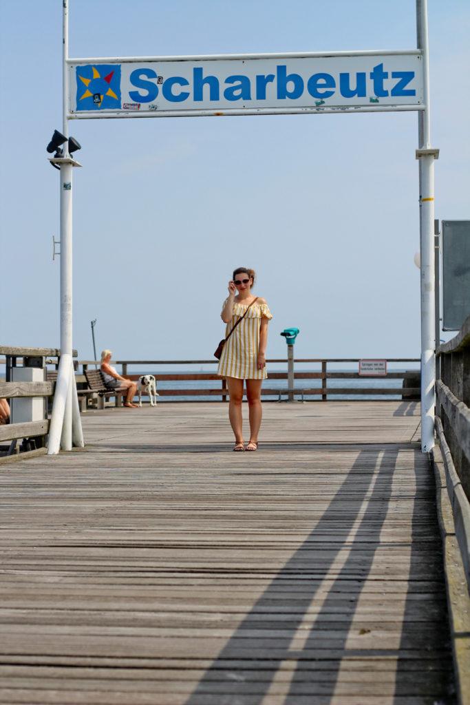 Seebrücke Scharbeutz - ein Urlaub an der Lübecker Bucht