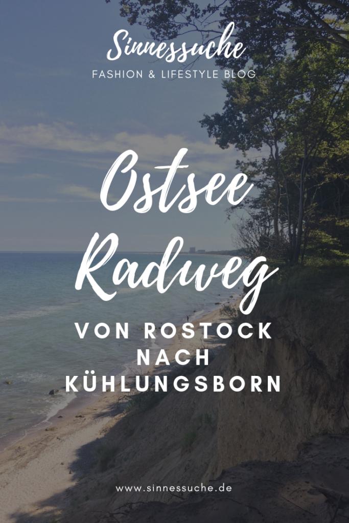 Ostseeradweg von Rostock nach Kühlungsborn