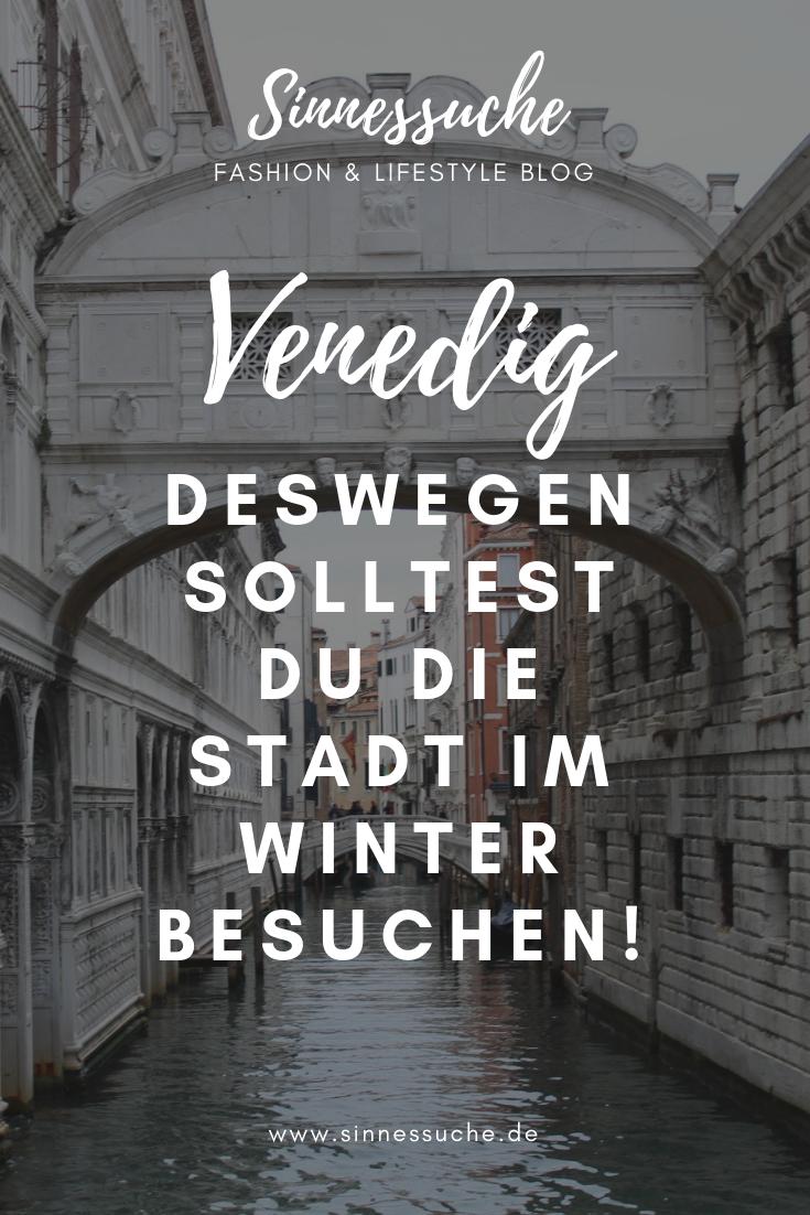 Venedig: deswegen solltest du die Stadt im Winter besuchen!