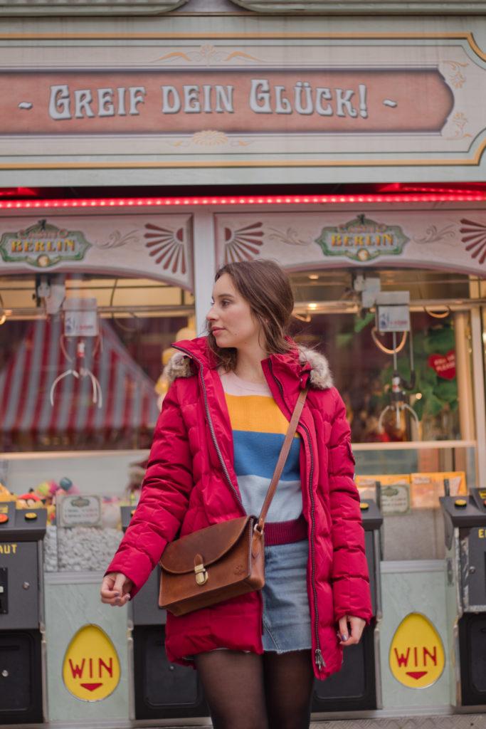 Outfit für den Weihnachtsmarkt