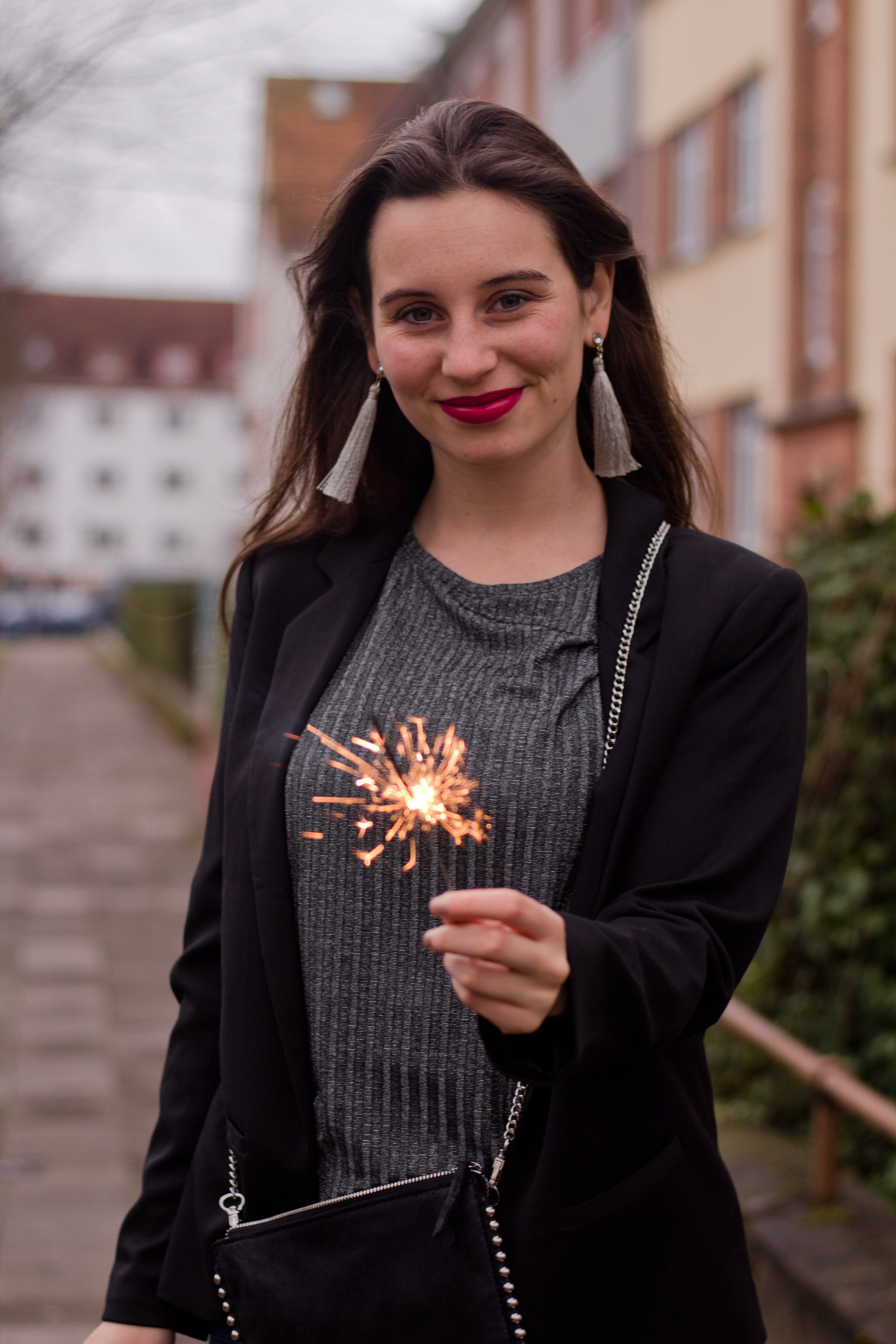 Outfit für Silvester