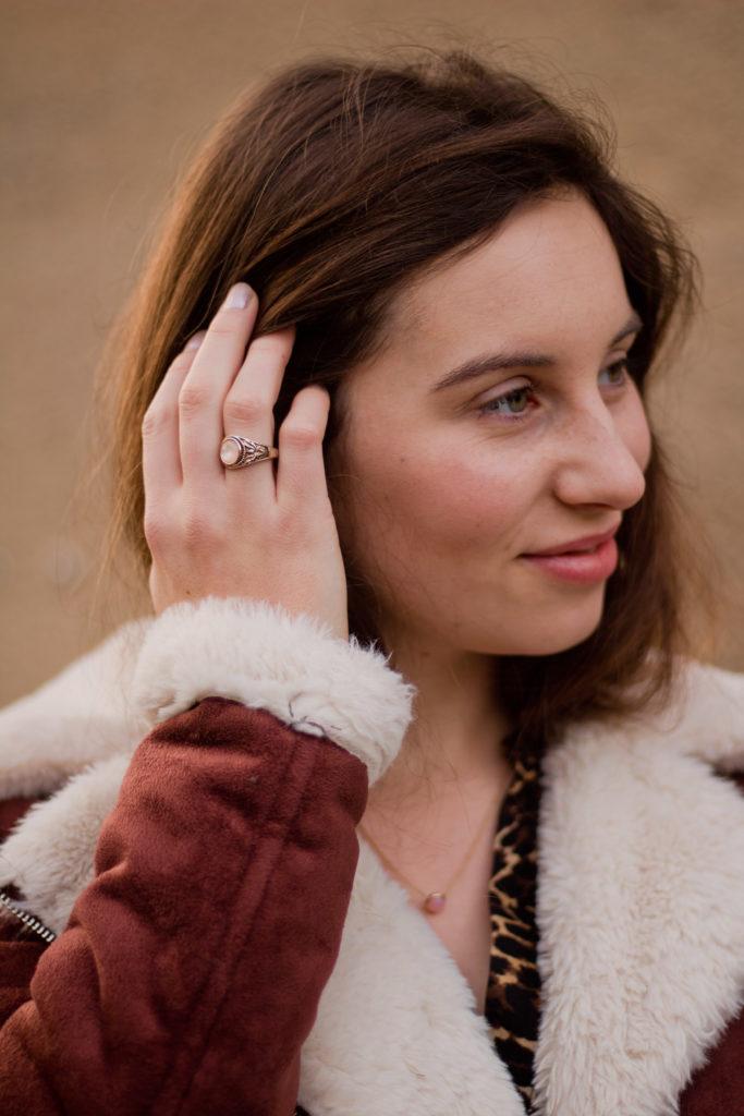 Portrait fashionblogger Rostock
