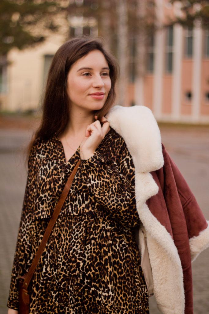Leoparden Print