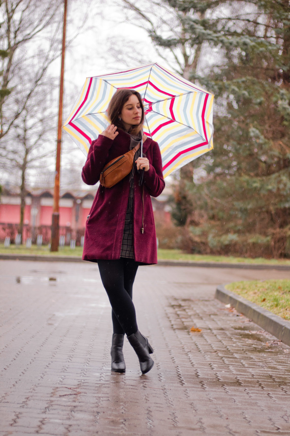 Schlecht-Wetter-Outfit für den Frühling