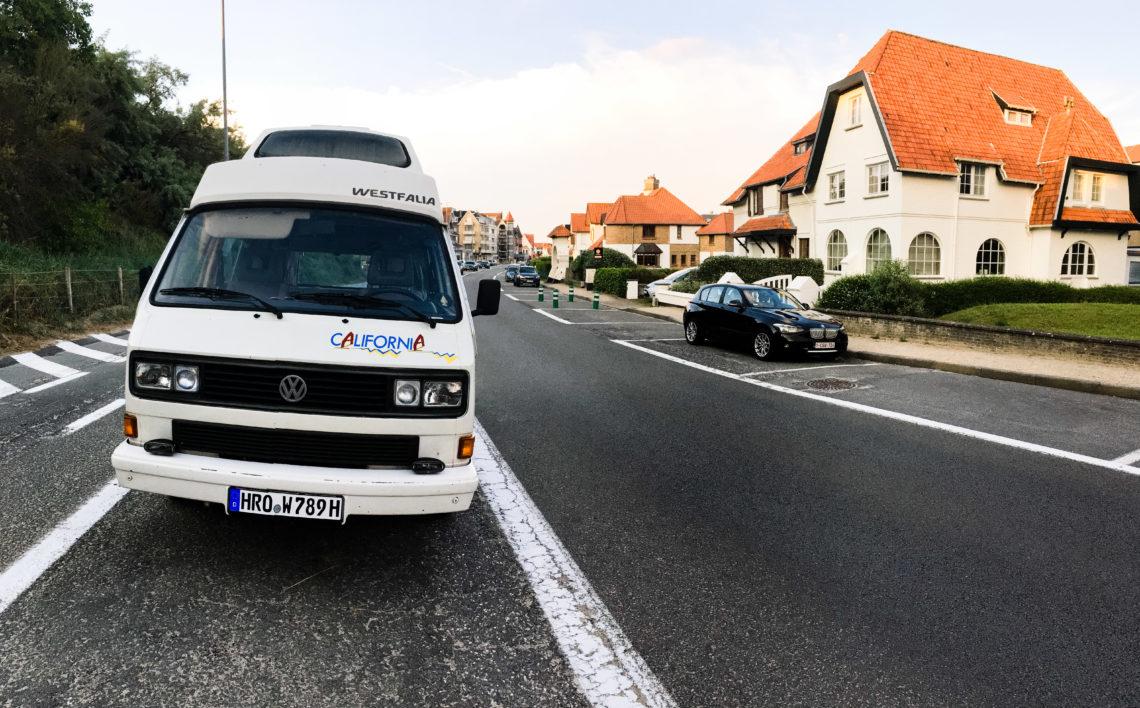 Roadtrip nach Nordfrankreich