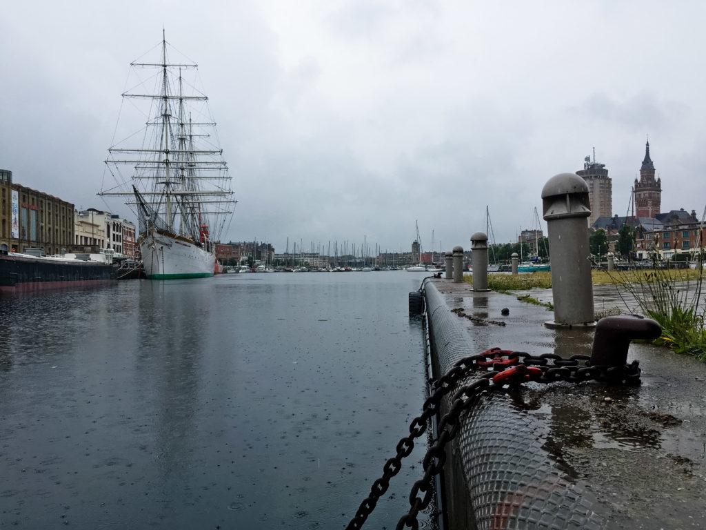 Die Duchesse Anna in Dunkerque