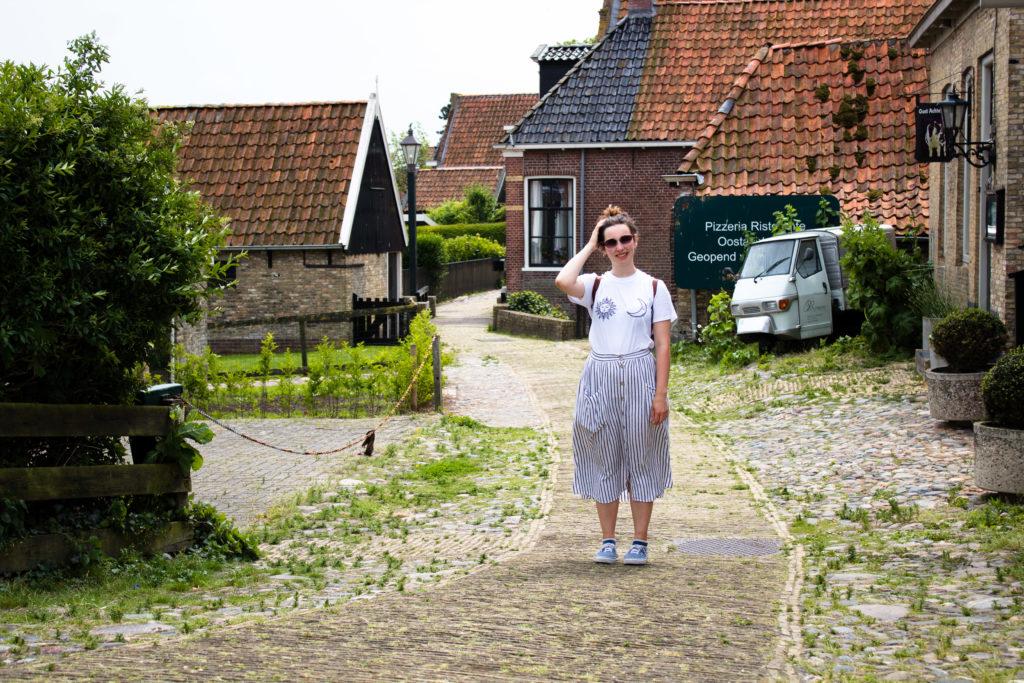 Straßen in Hindeloopen
