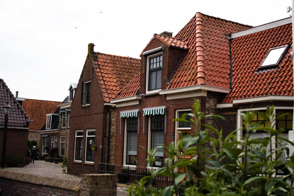 Häuser in Hindeloopen