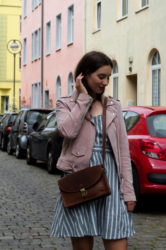 Bloggerin Leni von Sinnessuche in Rostock