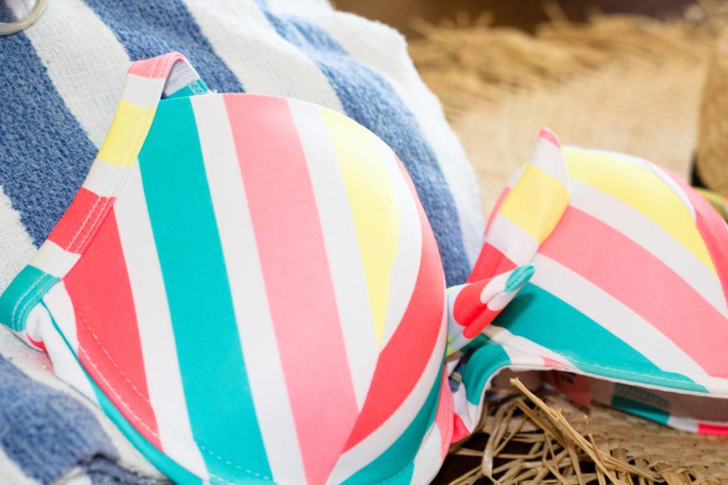 langlebiger Bikini