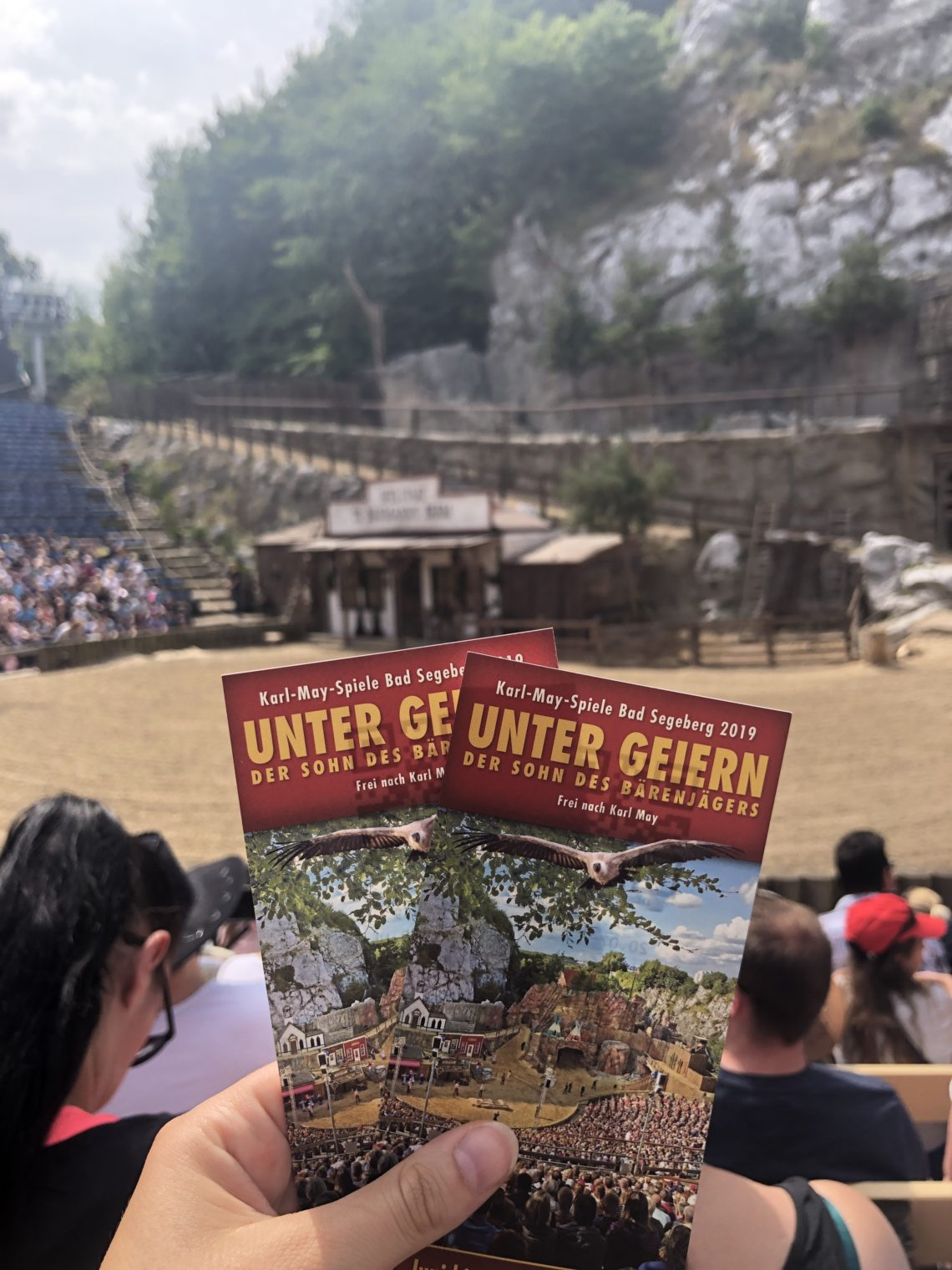 Karl May Festspiele Bad Segeberg