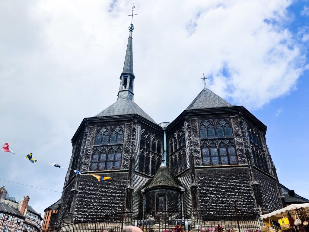 Sainte Catherine in Honfleur