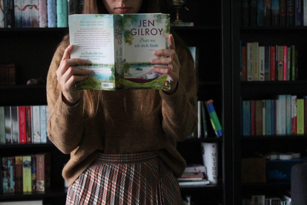 Dort woch ich dich finde, Jen Gilroy