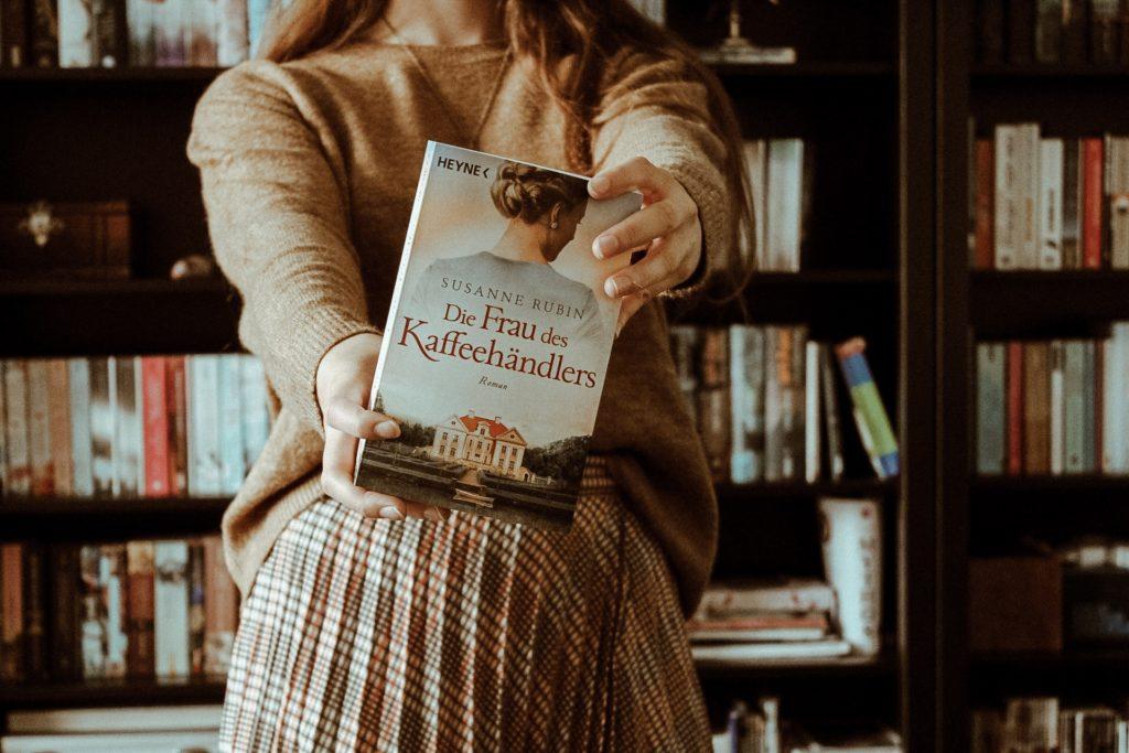 Die Frau des Kaffeehändlers, Susanne Rubin