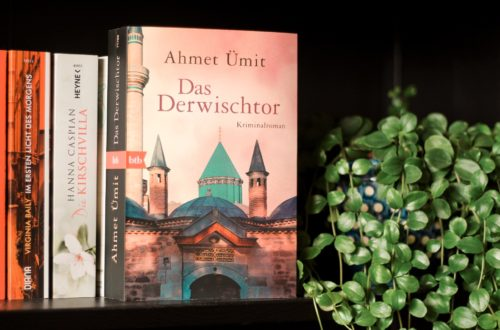 das derwischtor, Ahmet Ümit